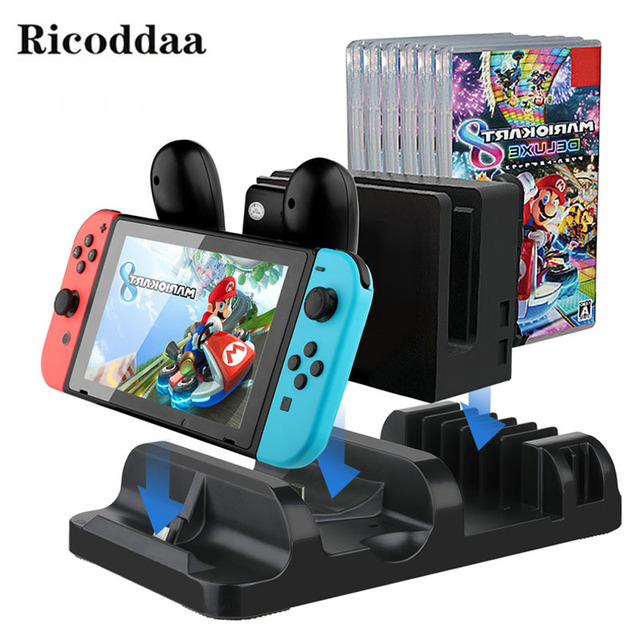 Charging Dock Station For Nintendo Switch