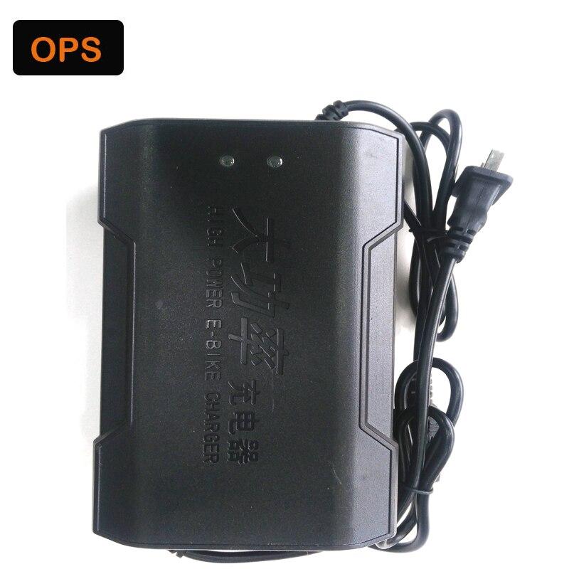 LED display 84V 20AH/96V 20A Lead Acid battery smart charger&Smart Acculader,Beheerder voor 220V Input