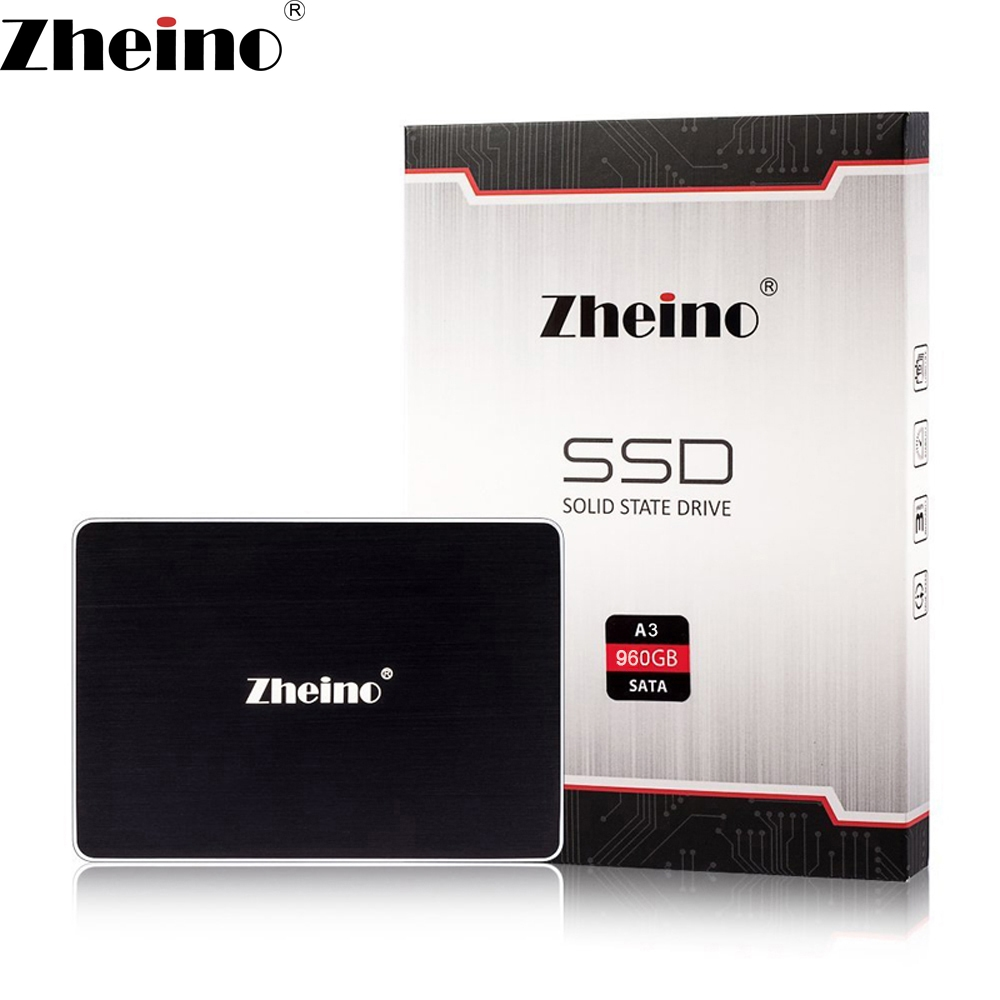 Zheino SSD 960GB 2 5 inch SATAIII Internal Solid State Drive 6GB S SATAIII SSD For