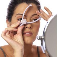 Beauty Tool Manually Threading Face Facial Hair Remover Epilator jk17