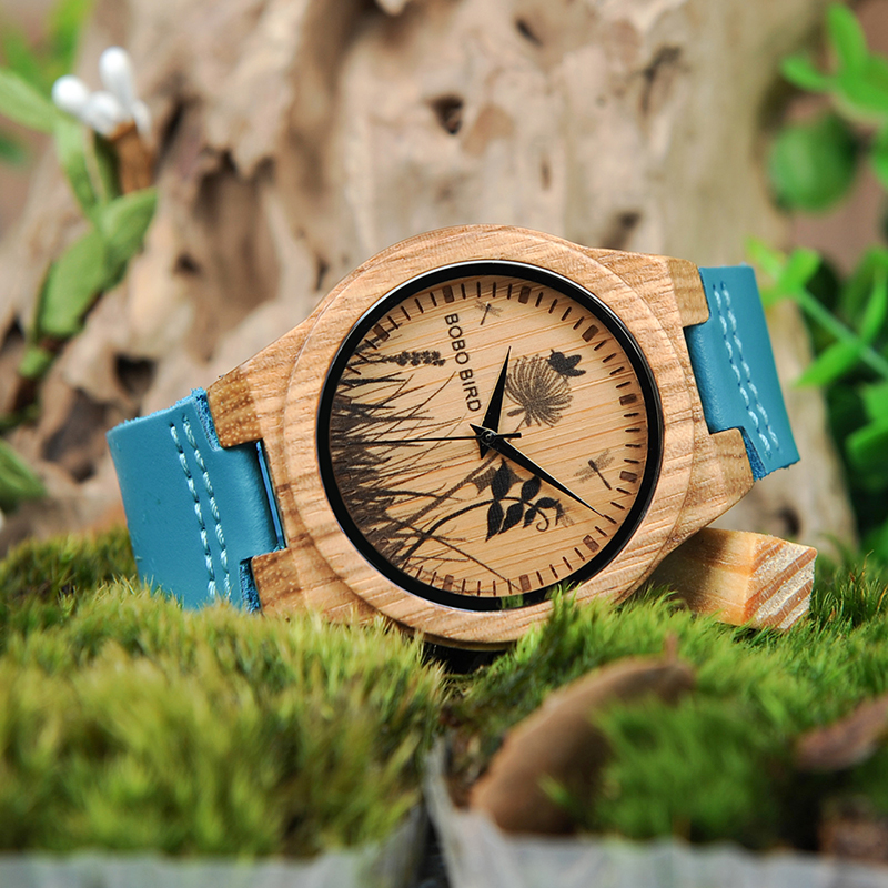 wooden wrist watches bobo bird fashion men (30)