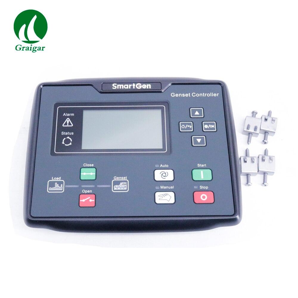 Contrôleur de générateur Smartgen HGM6110NC contrôleur automatique de groupe électrogène HGM6110N avec Interface RS485 et USB