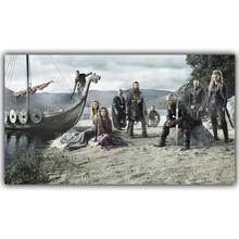 Vikings History Series Poster
