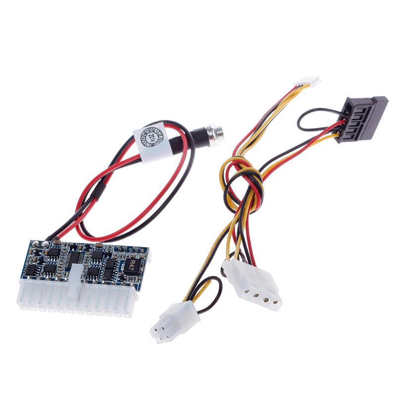 160W 12V Practical DC-ATX-160W Pico Switch PSU Car Auto ITX ATX Power Supply Module #60150