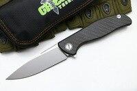 M390 faca verde espinho hati cf 3d lidar com faca dobrável ao ar livre/acampamento/caça/bolso/tático faca edc ferramenta|Facas|Ferramenta -