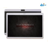 2018 Tablets Android 10 Core K99 Dual Camera Dual SIM Tablet PC 1920x1200 WIFI OTG GPS