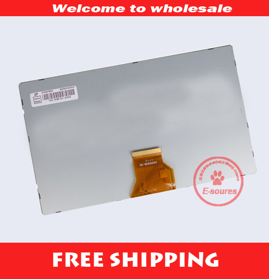 Wholesale Original New 8-inch AT080TN64 16:9 LCD screen display panel for tablet PC MID CAR GPS LCD display Screen panel платья