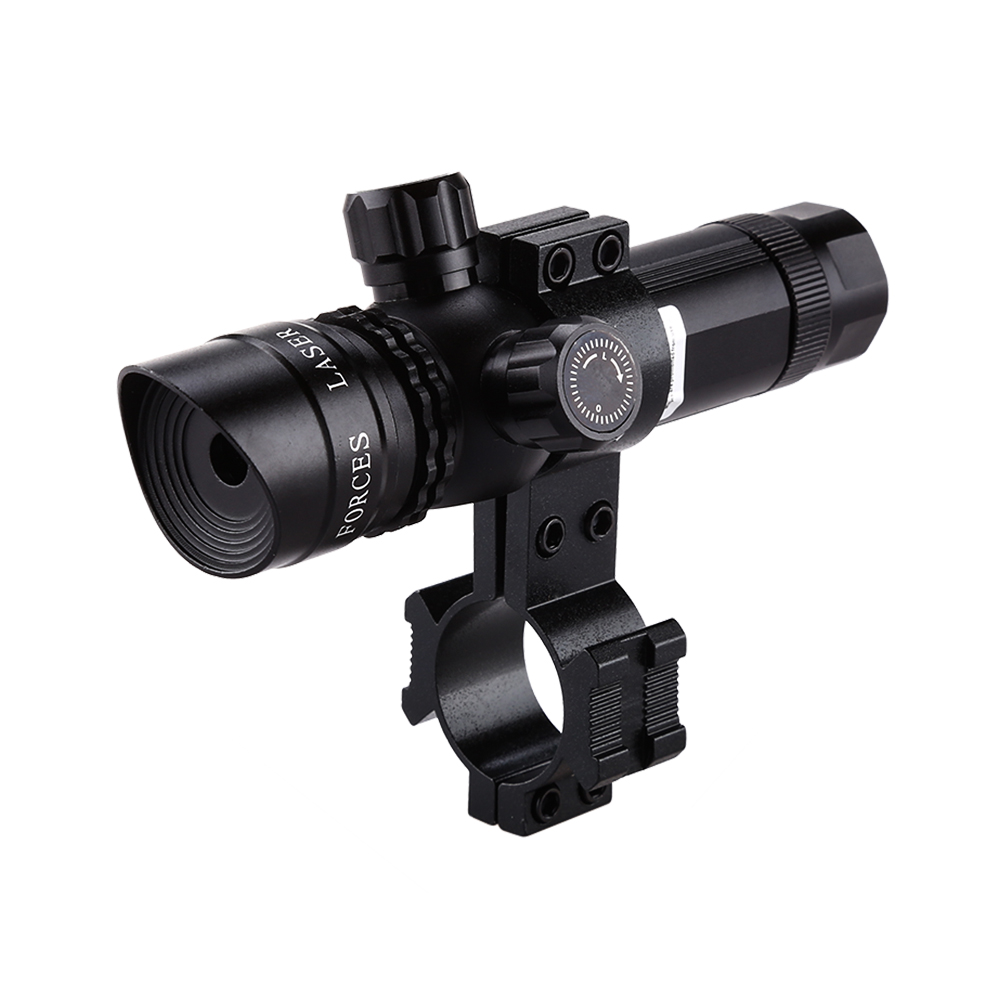 Image 4 - Lasers Tactical Optics Waterproof Bullet Green Dot Laser W/Barrel 20mm Rail Mount Chasse Green Dot Laser Sight Scopes-in Riflescopes from Sports & Entertainment