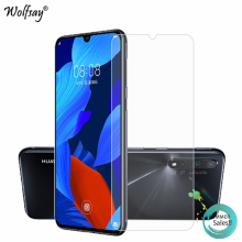 2PCS Glass Huawei Nova 5 Screen Protector Tempered For Phone Film Protective <