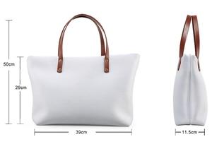 Image 5 - FORUDESIGNS Boston Terrier Handbags Women Hand Bags Designer Famous Woman Large Tote Beach Bag for Ladies Shoulder Dropshipping