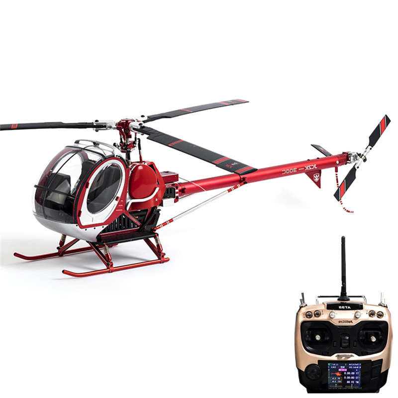 Presale JCZK 300C 470L DFC 6CH 3D Three Blade Rotor TBR Super Simulation RC Helicopter RTF For Children Kids Outdoor RC Models