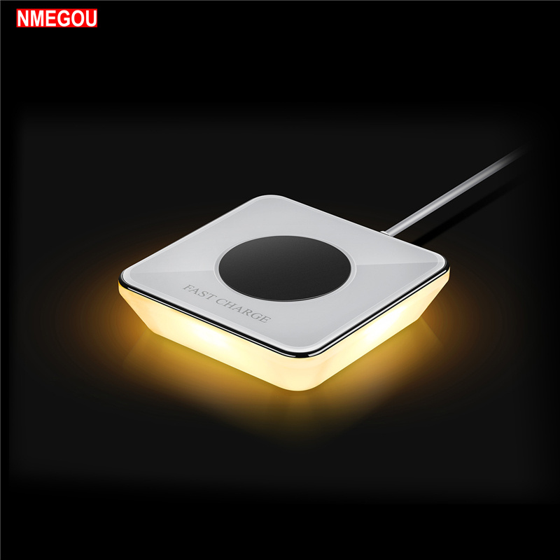 Night Light Fast Wireless Chargers for Apple IPhone XR XS