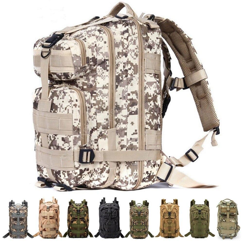 2017 New Camping Hiking Outdoor Military Rucksacks Tactical Backpack Sports Camping Trekking Hiking Bag(China (Mainland))