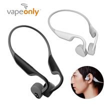 цена на Vapeonly BH128 Bluetooth 5.0 Bone Conduction Bluetooth Stereo Headphone 360 Degree Bending Handfree Sport Headset w/ Microphone