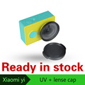 KingMa Original xiaomi yi 2 4K II action sport camera 37mm UV filter lens + lens cap Xiaomi yi sport camera Accessories