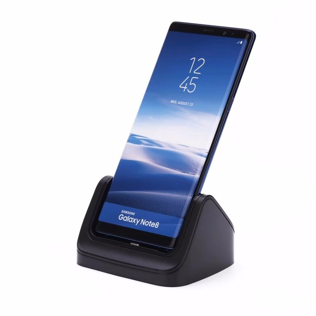 Type C Dock Station Charger Data Sync Cradle Docking For