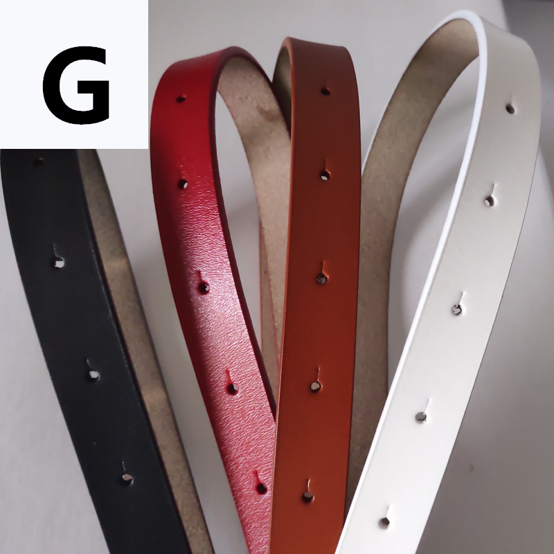 Luxury Designer Brand High Quality Women Men   Belt   Genuine Real Leather G Buckle Dress small   Belts   011