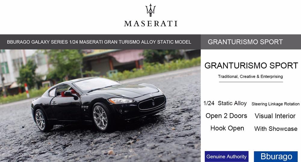 Maserati-Gran-Turism-Diecasts-Model-5