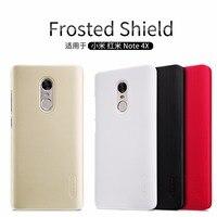 Xiaomi Redmi Note 4X Case NILLKIN Super Frosted Shield Hard Back Cover Case For Xiaomi Redmi
