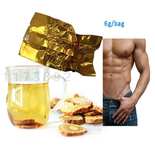 5bags Maca tea to man strong enhance sexual High Quality Maca Root Slice, herbal organic black maca tea maca slice