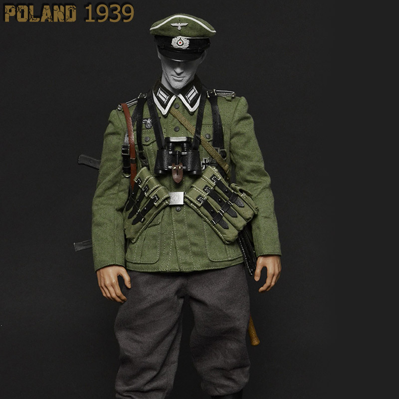 German Soldiers 1/6 Military Model Toy Soldier Clothes Suit ...