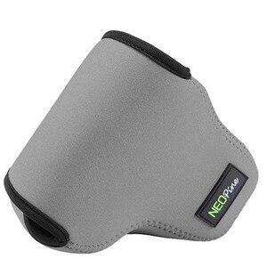 Image 4 - LimitX housse Portable en néoprène souple et étanche pour appareil photo intérieur pour Canon EOS M200 M100 M10 M6 M3 avec objectif 15 45mm seulement
