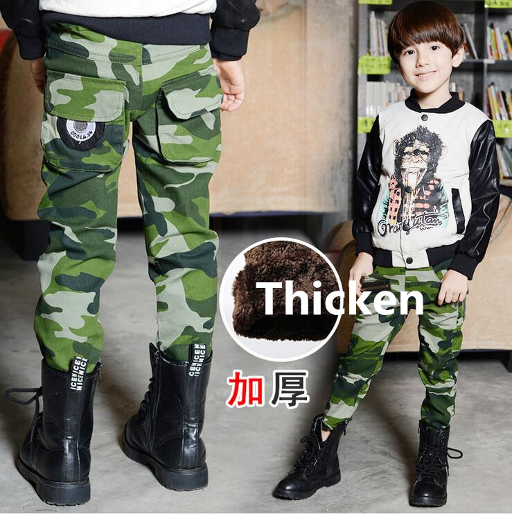 New 2017 Winter Teens Jeans For Boy Camouflage Baby Boys Jeans Pants Male Kids Jean Children's Denim Long Pant Cotton trousers 2017 famous designer brand upscale high quality cotton men jeans trouser european and american casual style pant for male jeans