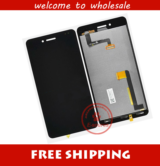 ФОТО Black Touch Digitizer LCD Display Assembly For ASUS PadFone 3 Infinity A80 Repair Part