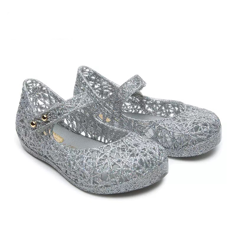 Mini Melissa Campana Original Crystal Shoes New Children Mesh Hole Shoes Girl Jelly Sandals Kids Sandals Children Beach Shoes Mini Melissa Campana Original Crystal Shoes New Children Mesh Hole Shoes Girl Jelly Sandals Kids Sandals Children Beach Shoes