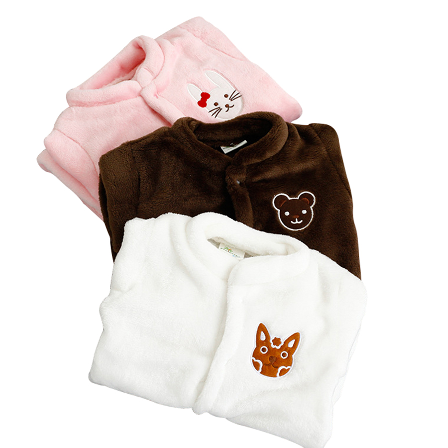 c71a08b2d276 Buy Newborn Clothes Bear Onesie Baby Girl Boy Rompers With Hat Plush ...