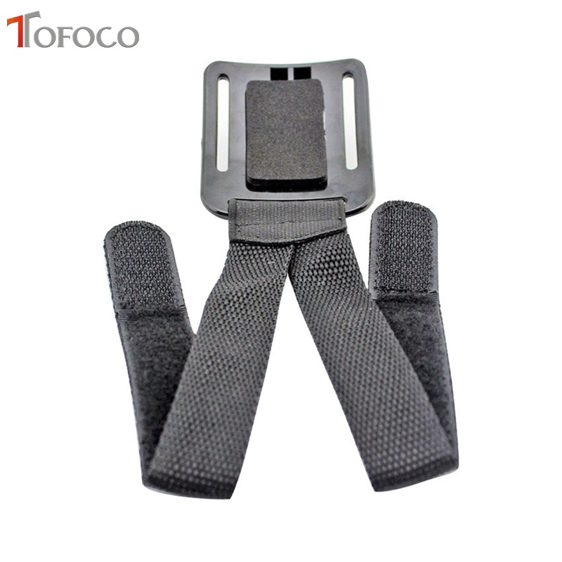TOFOCO For Gopro Helmet Head Strap Cinturón Cámara Cámara Fija - Cámara y foto - foto 1