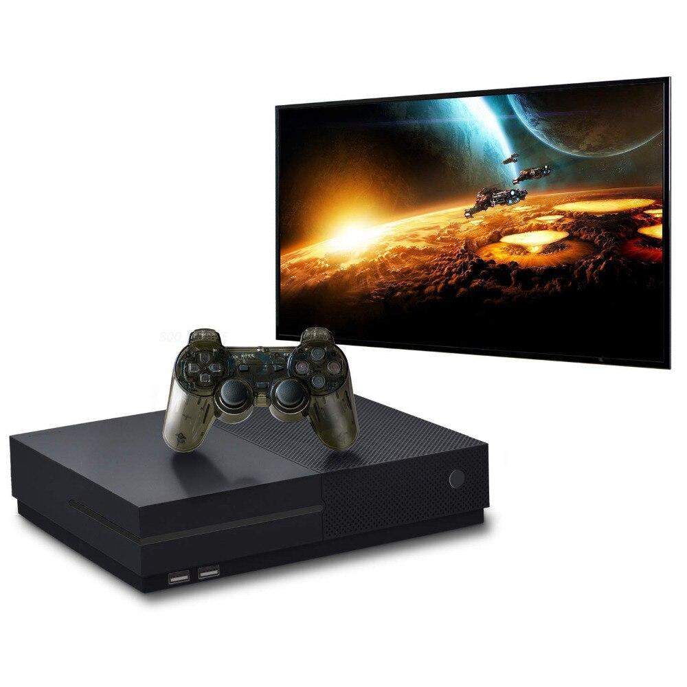 AAAE Rétro Jeu Console Système de Divertissement HD Jeu Vidéo Console 32 GO 800 Classique Jeux 4 K HDMI Sortie TV avec 2 pièces Manette