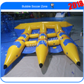 Free shipping 4*3m inflatable flying fish