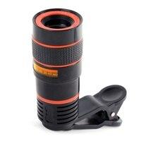 Mobile Phone Lens For Samsung S3 S5 Note 4 Universal 8X Zoom Telescope Camera Telephoto Lenses