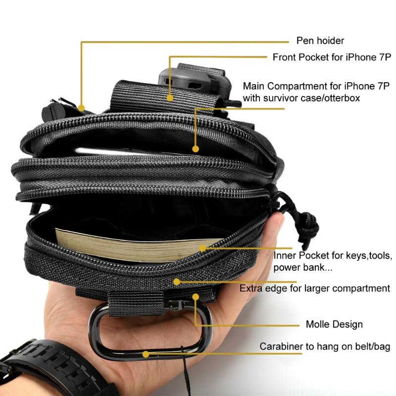 OneTigris 1000D Nylon Талап пакетінің жинағы - Спорттық сөмкелер - фото 4