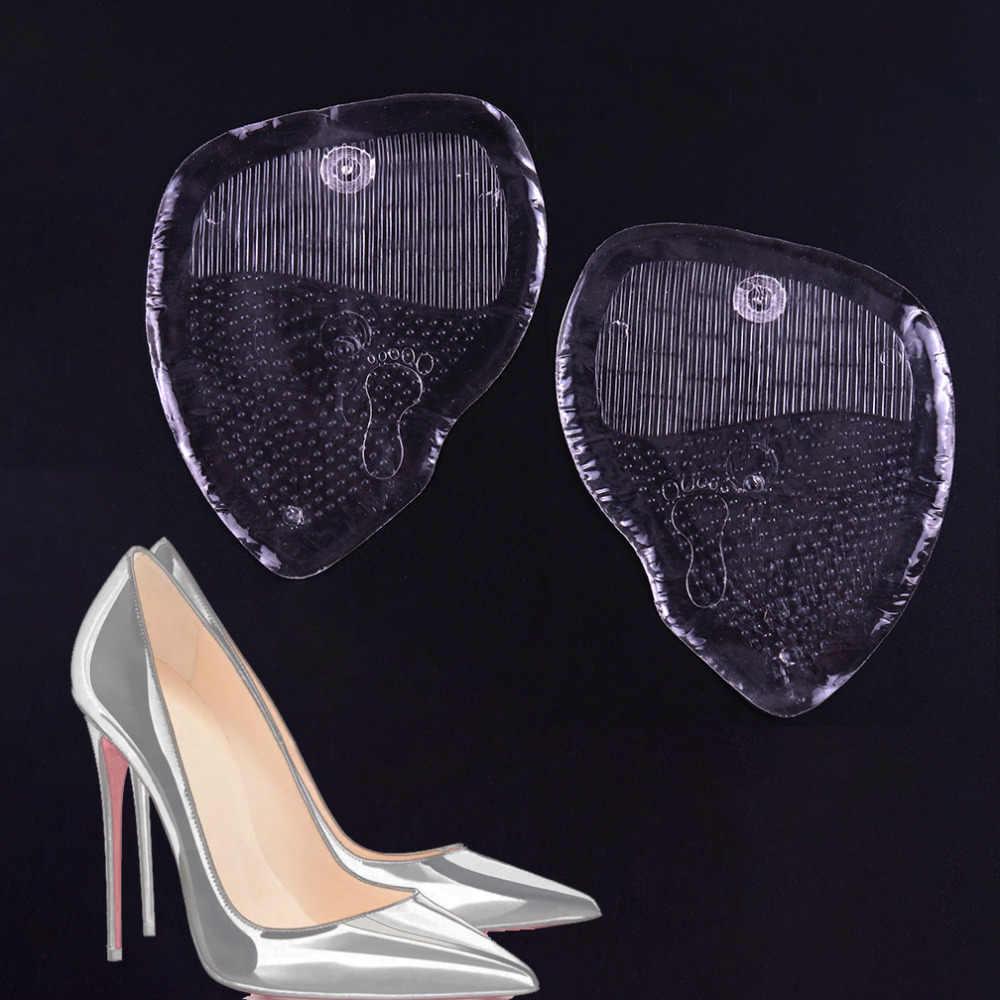 1 пара, модная подошва, высокий каблук, подстилка для ног, противоскользящая стелька, дышащая обувная стелька для женщин, уход за ногами, мягкое облегчение боли