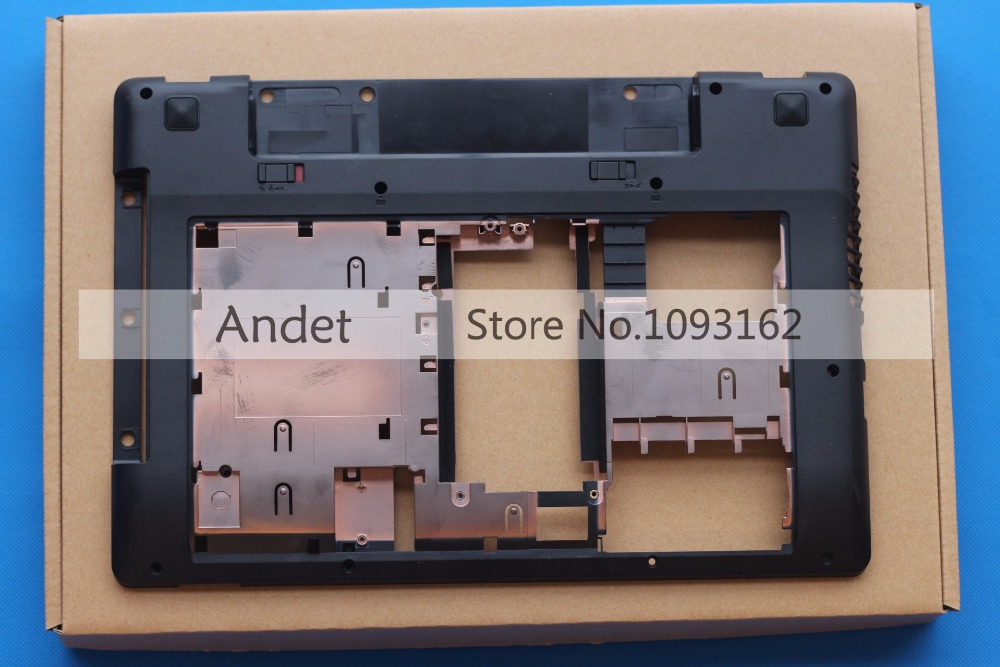 New Original For Lenovo IdeaPad Z480 Z485 Bottom Laptop Base Cover Shell 3ALZ2BALV10 цена