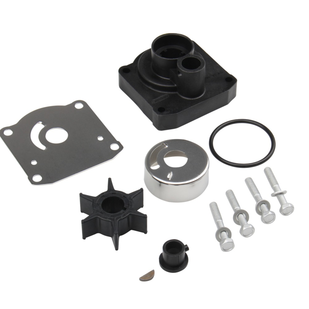 CarBole  marine Water Pump Impeller Repair Kit 61N-W0078-11-00 For Yamaha 25Hp Outboards