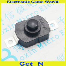 20pcs 1712KD 17*12*9.5MM 2SMD Pins Flashlight Power ON/OFF Switches Push Button Switches Black