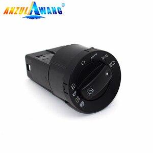 8E0941531B For AUDI A4 S4 8E B6 B7 2000-2007 Headlight Fog Lamp Control Switch Headlight Foglight Switch