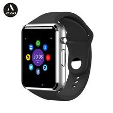Для мужчин S Часы лучший бренд класса люкс шагомер электронный Для мужчин наручные Часы Умная Электроника LED Экран спортивные Умные Часы Android