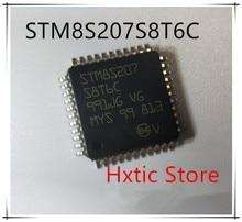 10PCS/LOT STM8S207S8T6C STM8S207 S8T6C LQFP-44 IC