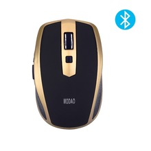 Landas Bluetooth Wireless Mouse USB For Windows Computer Desktops Mice Mause Android Tablet 3 Adjustable DPI 800 1200 1600