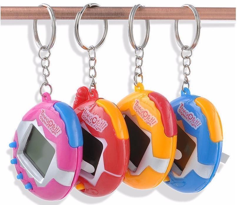 Chaud! Tamagotchi jouets électroniques pour animaux de compagnie 90S nostalgique 49 animaux de compagnie en un cyberjouet virtuel pour animaux de compagnie 4 Style Tamagochi