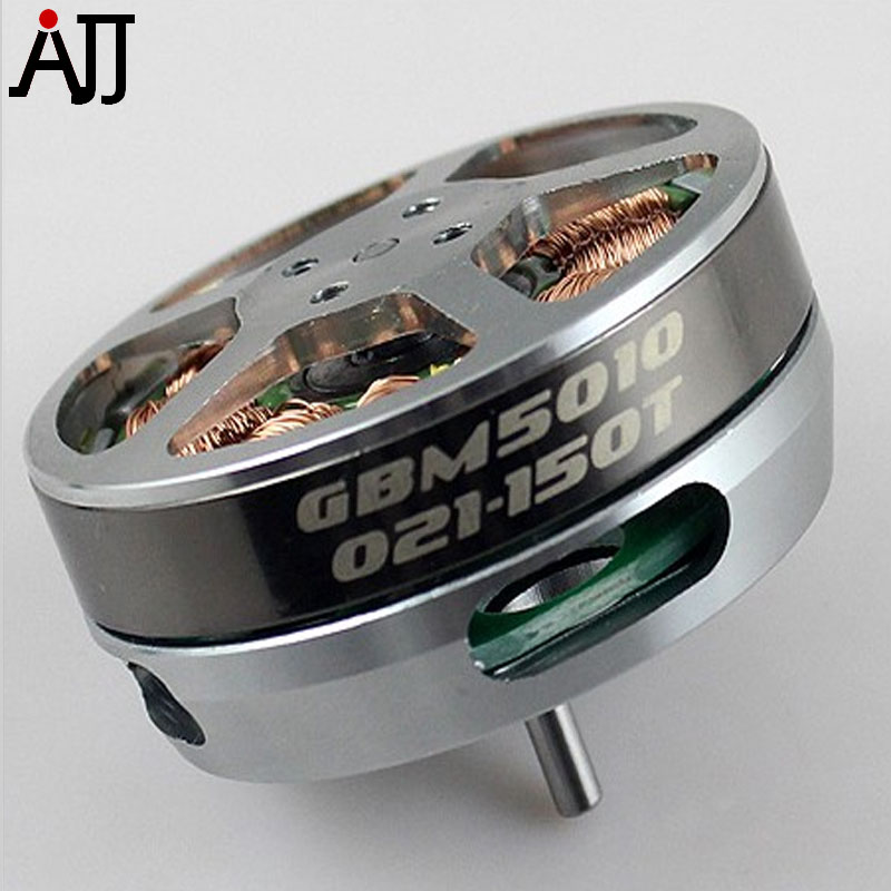 Rctimer 12N14P 5010 150T Gimbal Brushless Motor GBM5010