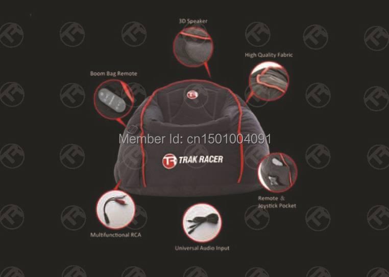 Australia brand Trak Racer exclusive Bucket Seat Bean Bag