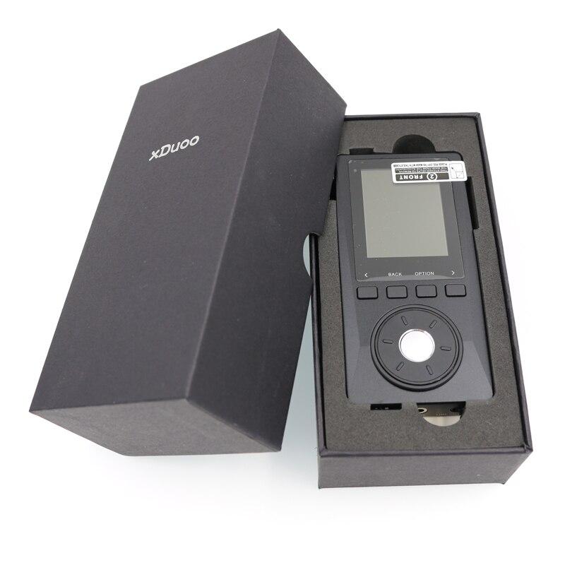 Image 5 - XDUOO X10 ハイファイポータブル高解像度ロスレス DSD 音楽プレーヤーアンプサポート光出力 24Bit/192 125khz OPA1612 pk X3music playerdap playerplayer music -