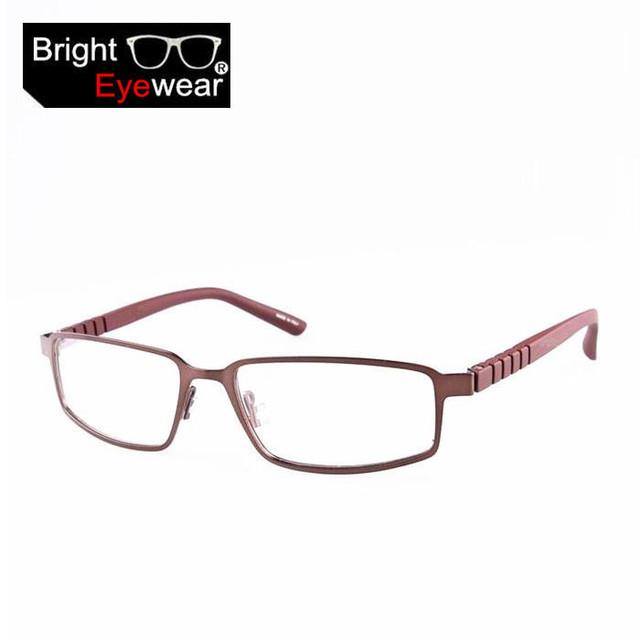 NOVO CHEGANDO Frete Grátis Nome Original Marca Homens TR90 Completa Óculos Optical Óculos Moldura Enchimento Prescrição Óculos Eye