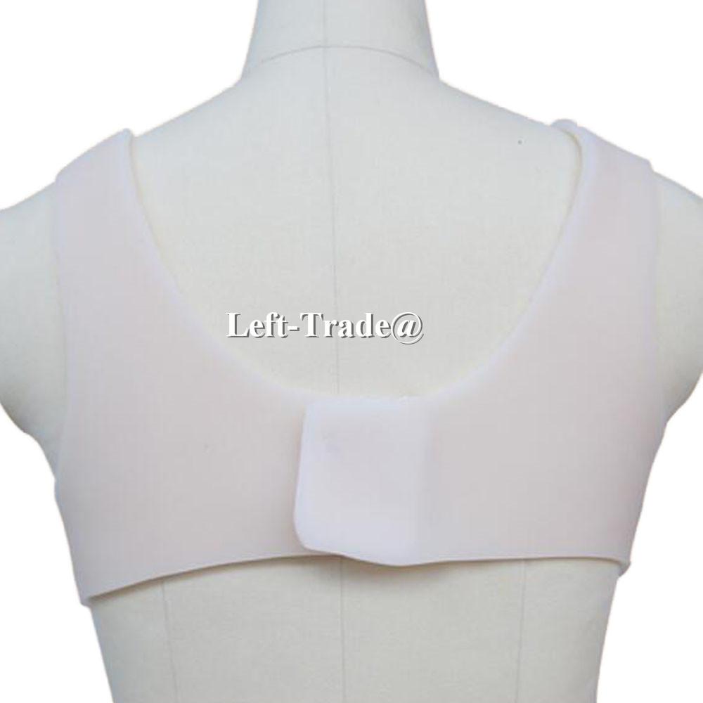 silicone breast form