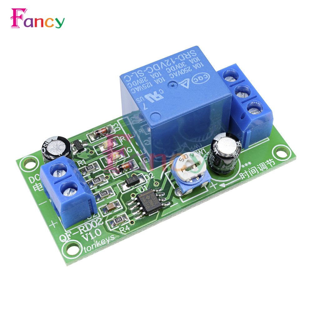 Zob Hagrid Hr420 Can Replace Hr520 Earth Leakage Relay Tripping Switch Dc 12v Conduction Ne555 Delay Timer Adjustable Time Module Ac 250v 10a